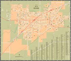 atlas of dane county sun prairie wisconsin