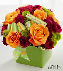 birthday bouquet the birthday bouquet by ftd pesche s