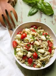 pasta salad caprese pasta salad the pasta shoppe