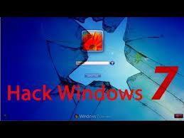 computer software and hardware tricks hack windows 7