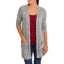 sweater walmart faded s raglan midi cardigan walmart com