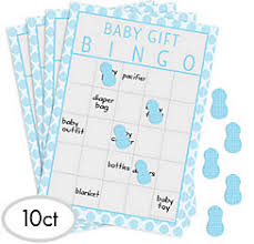baby shower bingo baby shower baby shower bingo party city