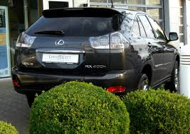 lexus hybrid suv rx400h file lexus rx400h front jpg wikimedia commons