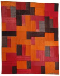 Modern Orange Rugs by Modern Carpet In Dubai At Sisalcarpetstore Com