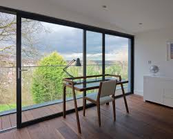 floor to ceiling windows presenting beautiful outside views