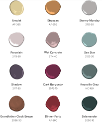 benjamin moore 2017 colors cozy up for the winter m cohen interior design