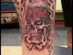 miami ink biohazard flaming skull