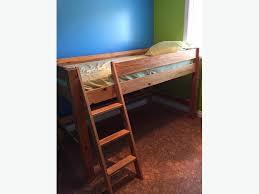 Bunk Beds Jysk Jysk Pine Loft Bed 2 For Sale 125 Each Cobble Hill Cowichan