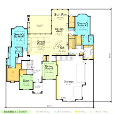 small one bedroom house plans traditional 1 2 story plan