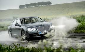 bentley flying spur exterior 2015 bentley flying spur v8 first drive review car and driver
