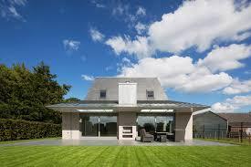 architecten design a private villa in ijsselstein the netherlands