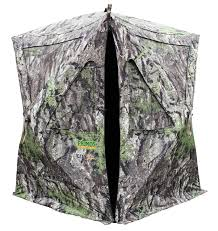 Primos Double Bull Double Wide Blind Primos Hunting The Club Ground Blind Swat Gray X Large 65101 Ebay