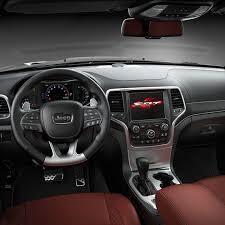 luxury jeep interior jeep cherokee interior photos 2017 jeep grand cherokee srt premium