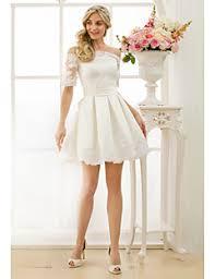 a linie tragerlos kurz mini satin brautkleid mit ups p80 kurz mini hochzeitskleider suche bei lightinthebox