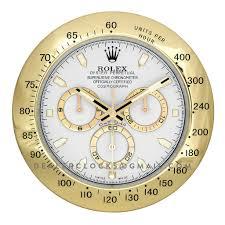 Weird Wall Clocks by Rolex Submariner Wall Clock Rx201 U2013 Dealer Clocks