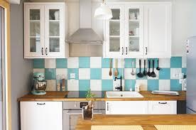 cuisine bleue et blanche décoration cuisine bleue et blanche 27 pau 10151026 evier