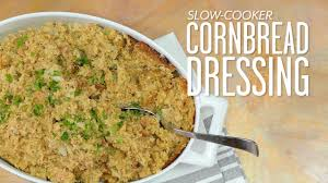 cooker cornbread dressing recipe southern living