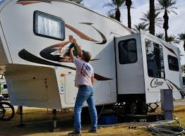 Best Way To Clean Rv Awning How I Wash Wax And Detail The Rv Loveyourrv Com Blog