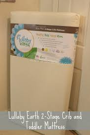 Best Crib Mattress 2014 by Lullaby Earth Eco Plus Crib And Toddler Mattress Review
