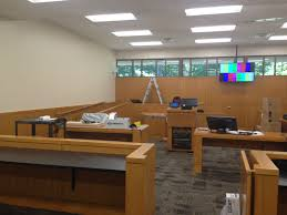 Ada Compliant Reception Desk Arnold Reception Desks Inc Courtroom Kent Style