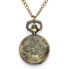 necklace with watch pendant images Victorian pocket watch pendant thinkgeek jpg