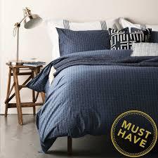 indigo bedding murmur hama bed linen murmur