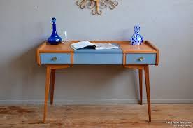 bureau vintage design coiffeuse léonce l atelier lurette rénovation de meubles