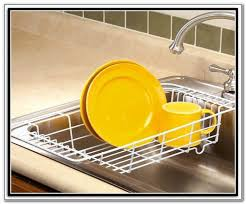 dish drainer for small side of sink dish drainer for small side of sink sink ideas