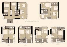 ashton asoke floor plan sqm singapore new property launch 6100