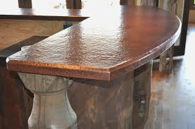 Carolina Kitchen Rhode Island Row Copper Top Kitchen Island Fresh Copper Top Bar Copper Bar Counter