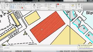 What Is Map Scale Autocad Tutorial 1 Mapping Youtube