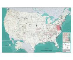 Big Map Of The United States by Maps Of Usa Detailed Map Of United States Of America In English