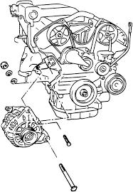 2001 hyundai santa fe alternator replacement solved how do i remove the fixya