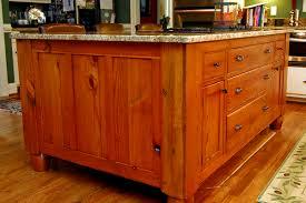 pine kitchen islands pine kitchen island rustic pine kitchen cabinets entrancing