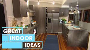 modern diy kitchen makeover indoor great home ideas youtube
