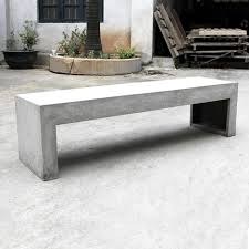 Cement Patio Table Chair Concrete Garden Furniture Concrete Patio Table Set Cement