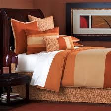 orange bedding sets perigold