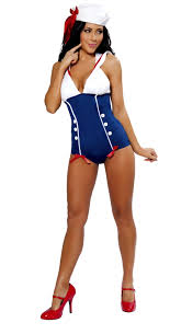 buy pinup sailor costume rm4287 from costume shop com