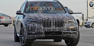 bmw x5 bmw x5 spied with less camouflage