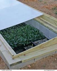 4 ways to use a cold frame fine gardening