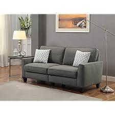 apartment sofa amazon com
