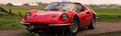 ferrari sports car classic sports cars holland specialized in classic european