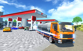 Fuel Truck Driver Driving Hill Oil Tanker Truck Android Apps On Google Play