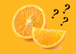 orange and color which came first orange the color or orange the fruit mental floss