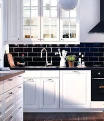 black kitchen tiles ideas tile kitchen floor dos for decorating with black tile