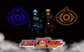 coc wallpaper kamen rider ghost and spectre specter wallpaper by malecoc on