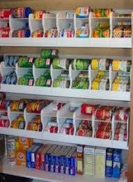 Shelf Reliance Shelves by Can Rotation System Survivalist Forum