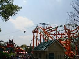 Six Flags Agawam Six Flags New England Theme Park In United States Thousand Wonders
