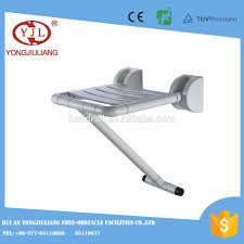 wall mounted folding shower seat with legs wall mounted folding chairs wall mounted folding chairs suppliers