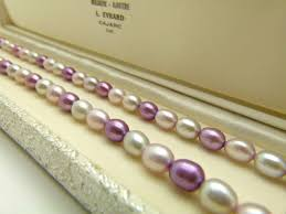 natural freshwater pearl necklace images Pastel natural freshwater pearl necklace ips 925 sterling silver jpg